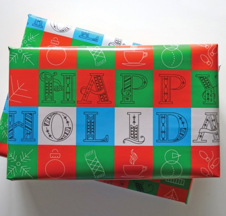 Holiday Wrapping Paper