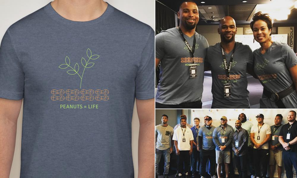 T-shirt Campaign Design