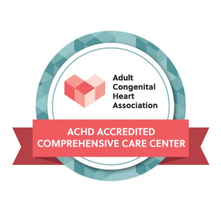 ACHA Accreditation Logos