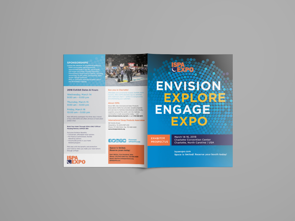 ISPA Exhibitors Brochure